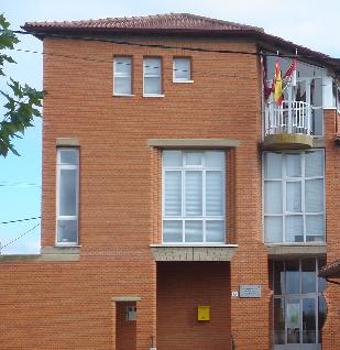 edificio casa consistorial chozas de abajo