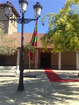 entrada iglesia ardoncino