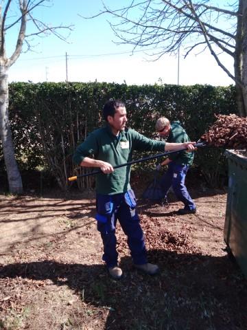 Limpieza Parque en Meizara (1)
